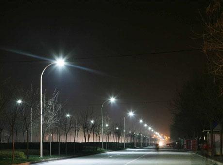 la luz del camino