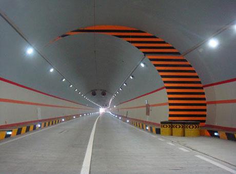 LED luz del túnel